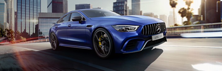 AMG-GT 4 Door Coupé
